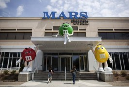 Mars Sets to Remove Artificial Colors From M&Ms and Other Candy