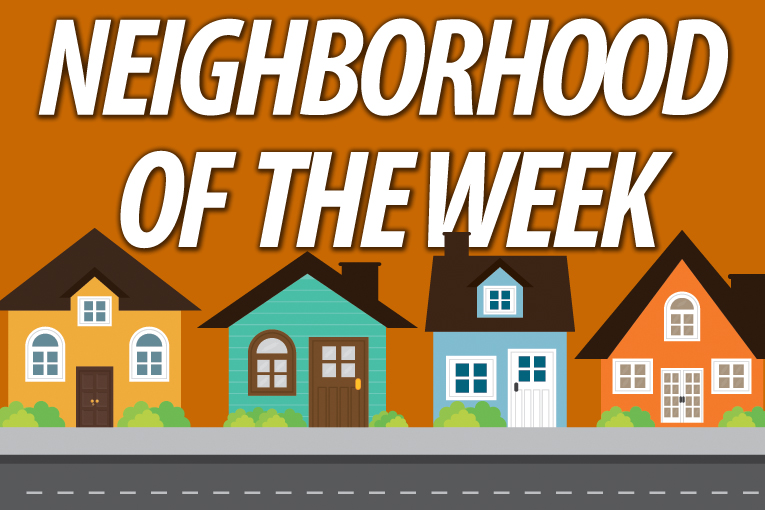 neighborhood of the week