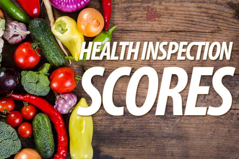 Health inspection Scores
