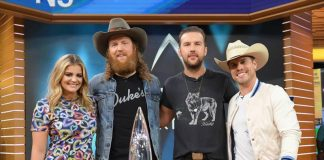 Lauren Alania Brothers Osborne Dustin Lynch