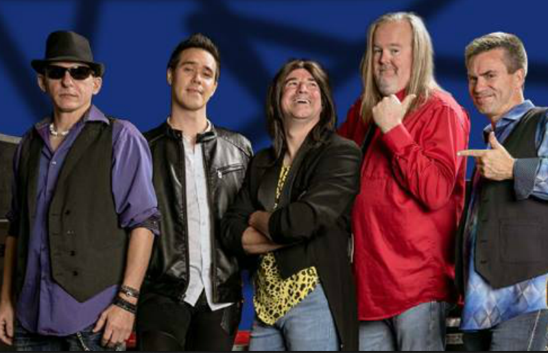 ion: A Journey Tribute Band