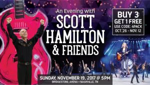 Scott Hamilton and Friends 4 Pack