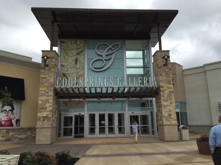 coolsprings galleria entrance