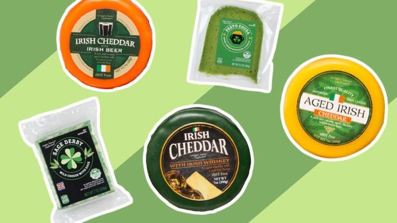 Aldi Green Cheese