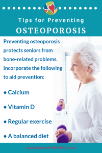 tips for preventing osteoporosis