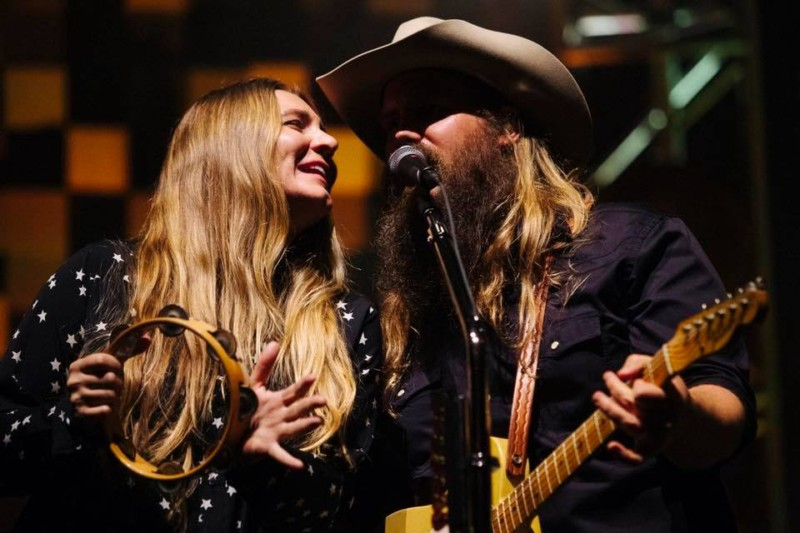 Chris Stapleton Morgane Stapleton