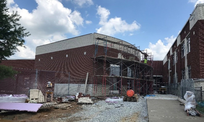 Independence High School Addition