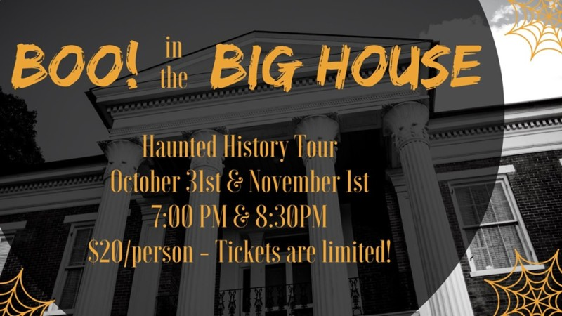 Boo in the Big House