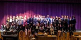 High school speech and debate students are speaking out at the school year's first statewide competition, the Portland High School Invitational.