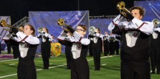 Four Williamson County high school marching bands joined the best of the best at Middle Tennessee State University's 57th Contest of Champions.