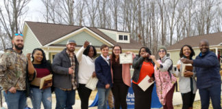 Habitat for Humanity Williamson-Maury Ends 2019 With 5 Home Dedications