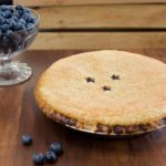Blueberry Pie from Papa C Pies
