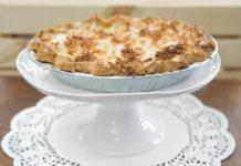 Coconut Cream Pie from Papa C Pies