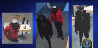 ID These Apple Store Shoplifters for a Cash Reward