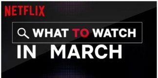 New on Netflix: March 2020