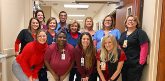 TriStar Spring Hill Wear Red Day