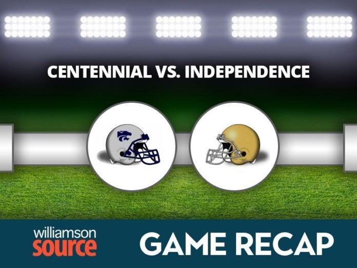 Brentwood High School vs Dickson High School Football