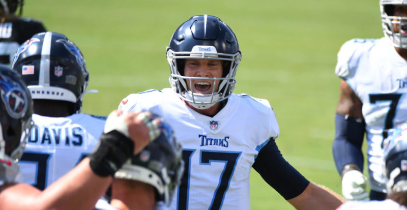 Titans Hang on for Victory Against Jacksonville