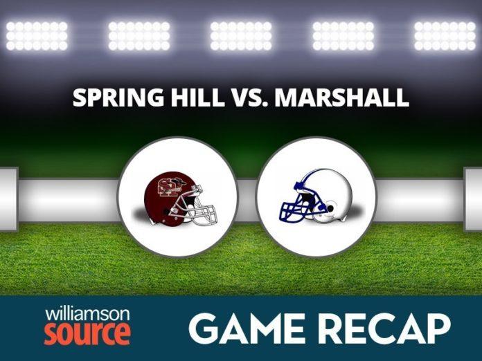 spring hill vs marshall