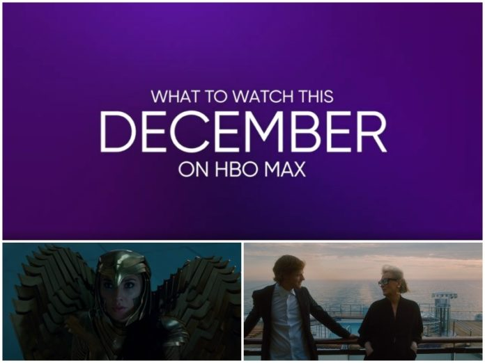 Everything Coming to HBO Max in December 2020
