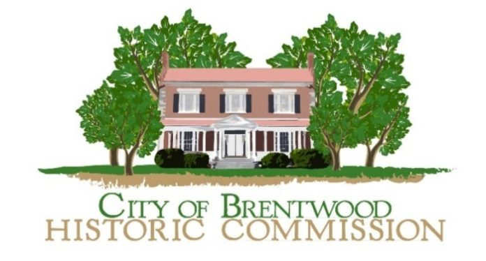 city of brentwood historic commission