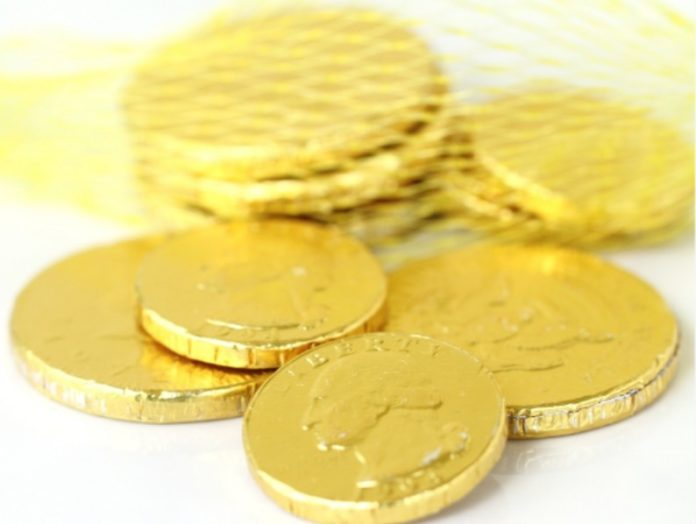 st patrick's day for kids - gold coins