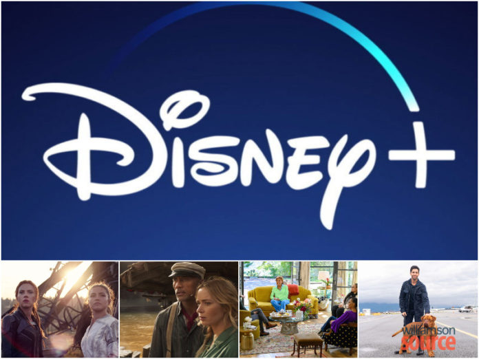 Everything Coming to Disney Plus in July 2021 ws