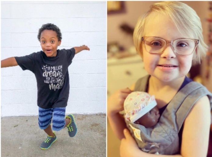 Two Locals to Be Featured in National Down Syndrome Society Video